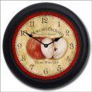Apple Clock blk frm