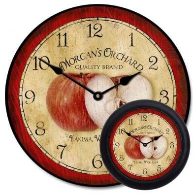 Apple Clock mix