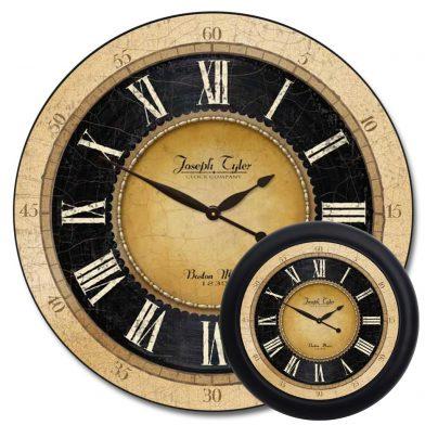 Augustus Clock mix
