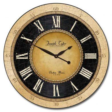 Augustus Clock