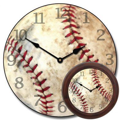 Baseball Clock mix