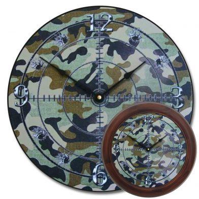 Camo Clock mix