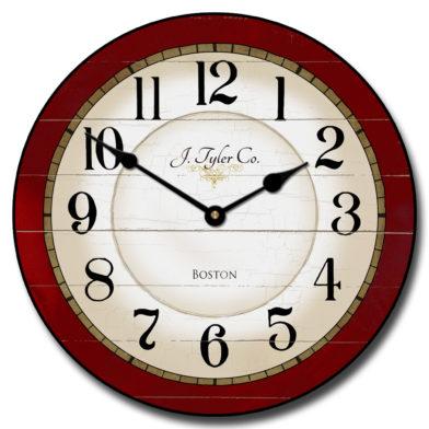 Carolina Red Clock r