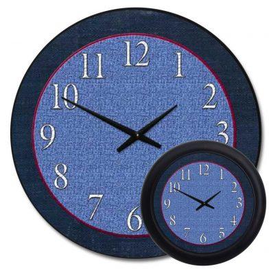 Denim Clock mix