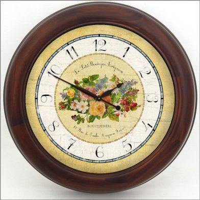Emilie Clock brn frm