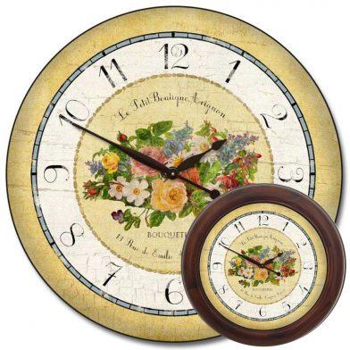 Emilie Clock mix