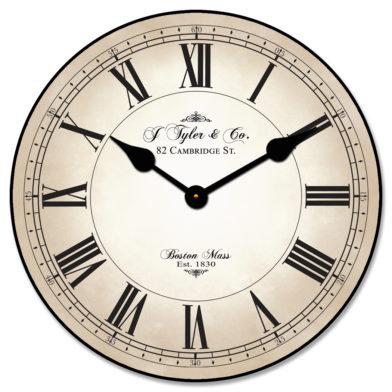 Fairwind Clock