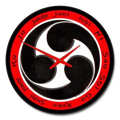 Karate Clock 2