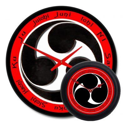 Karate Clock 2 mix