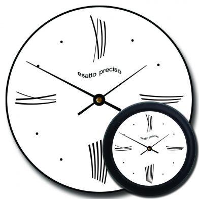 Modern Roman Wall Clock mix.