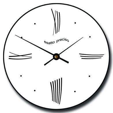 Modern Roman Wall Clock.