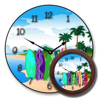 Surfboard Clock mix