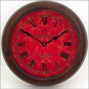 Sydney Red Clock brn frm