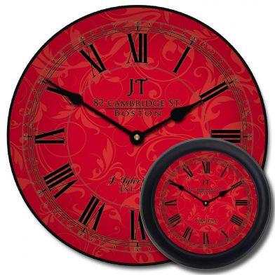 Sydney Red Clock mix