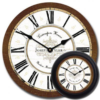 Vermont Brown Clock mix
