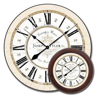 Vermont White Clock mix