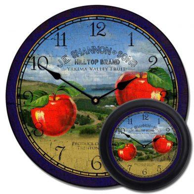 Washington Apple Clock mix