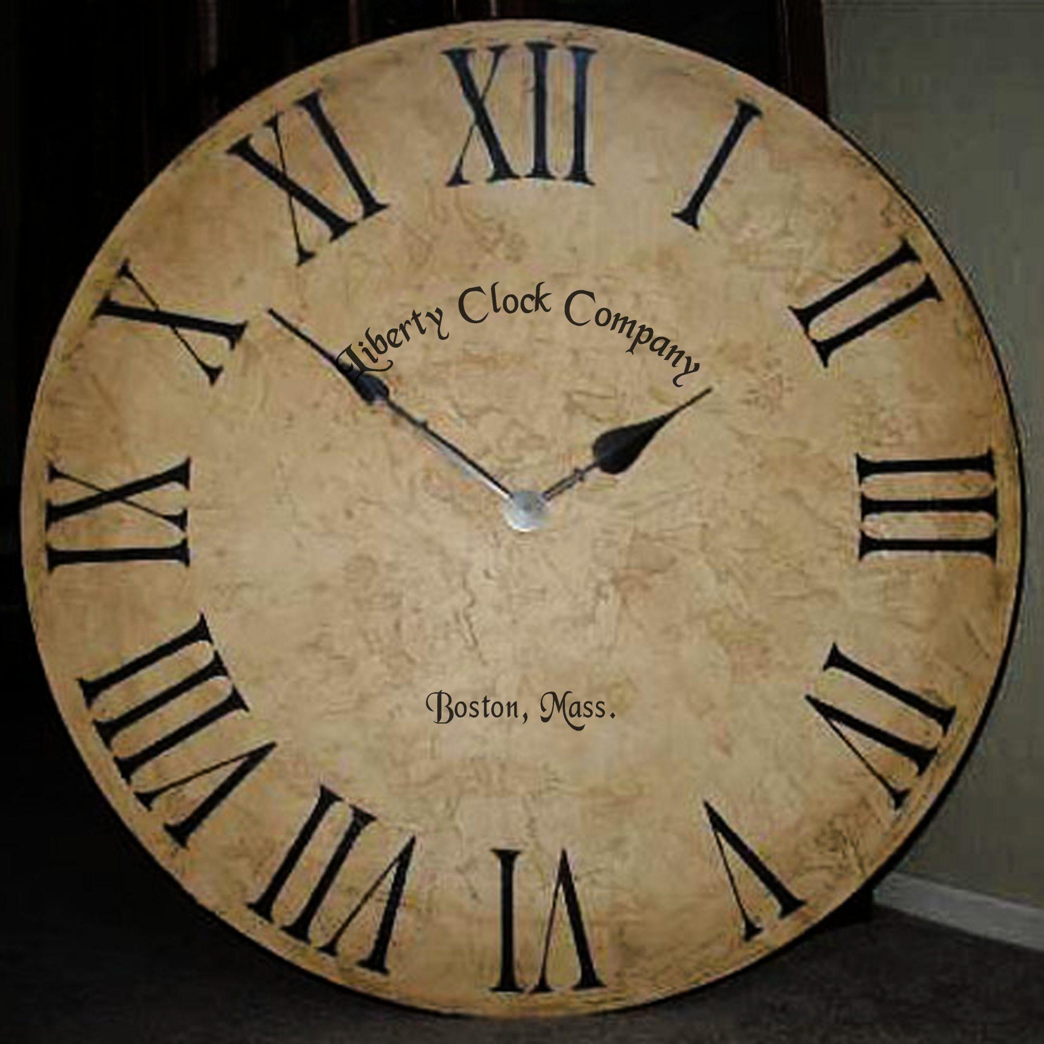 Home shop category office clocks milano chunky