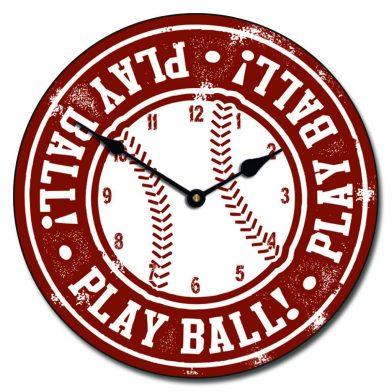 Baseball 2 Clock