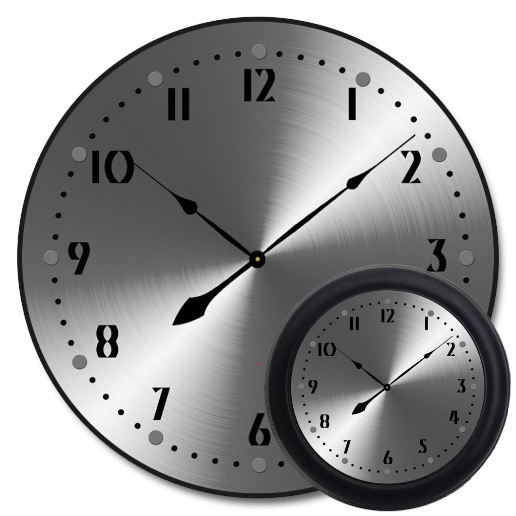 Heavy Metal Clock The Big Clock Store