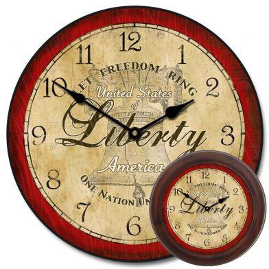 Liberty Clock mix