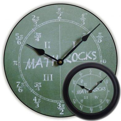 Math Clock mix