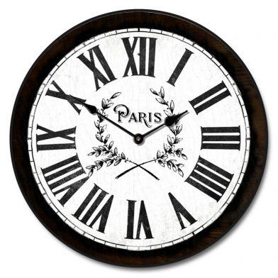 Simply Paris Clock