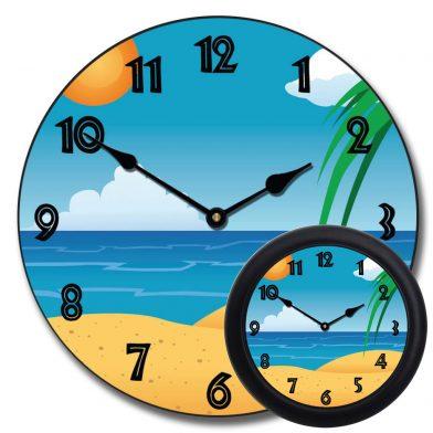 Beach 3 Clock mix