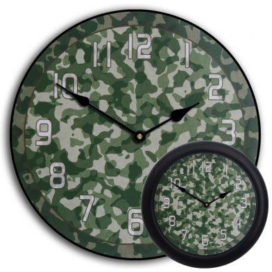 Camo 3 Clock mix