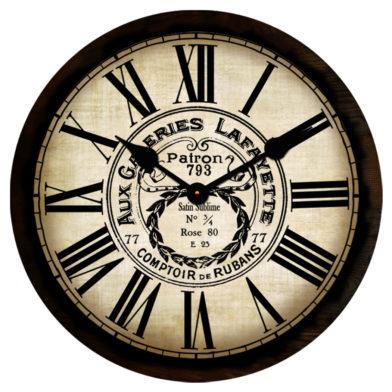 Galeries Lafayette Clock