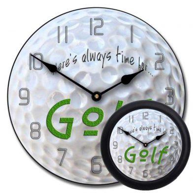 Golf Clock mix