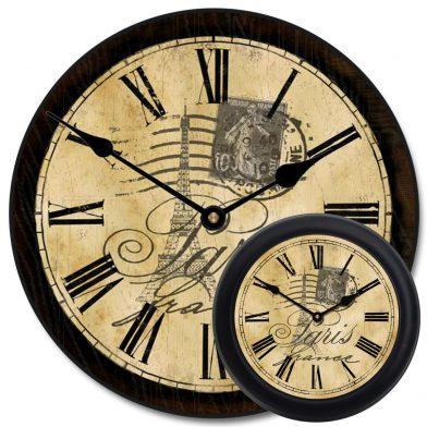 Paris Clock mix