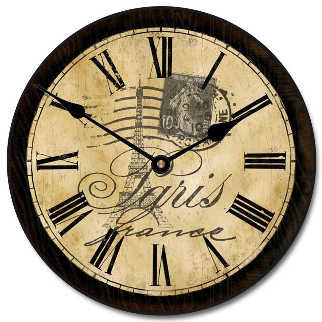 Paris Clock The Big Clock Store