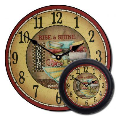 Rise & Shine Clock mix