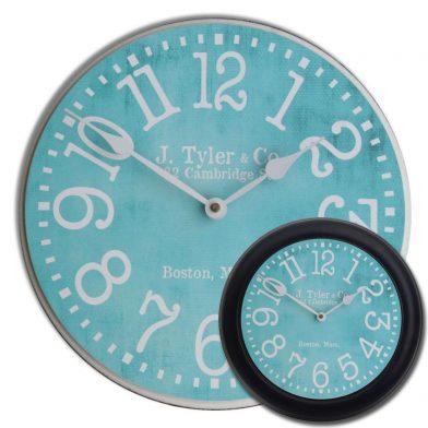 Turquoise Clock mix