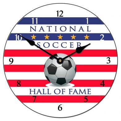 Soccer Hall of Fame Clock