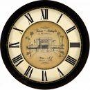 Mesa Temple Clock