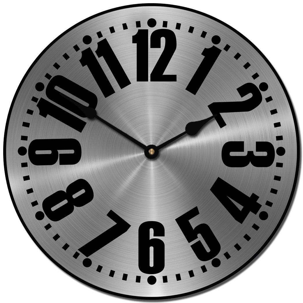 Heavy Metal Clock 3 The Big Clock Store