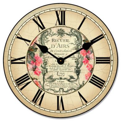 Chantes Clock1