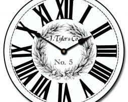 Weatherly Clock