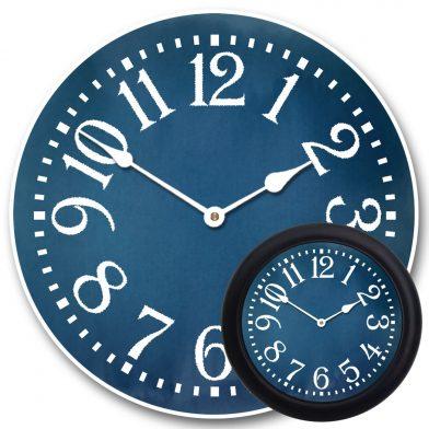 Colonial Blue Clock mix