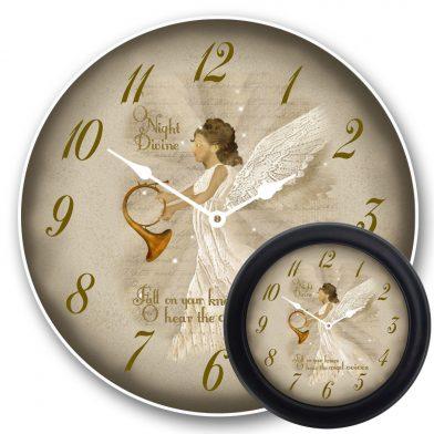 O Night Divine Clock mix