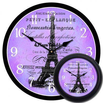 Paris Love Clock mix