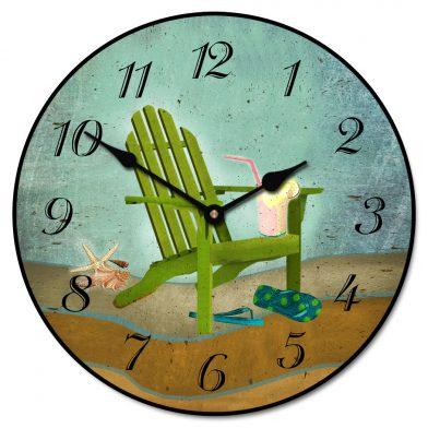 Summertime Clock