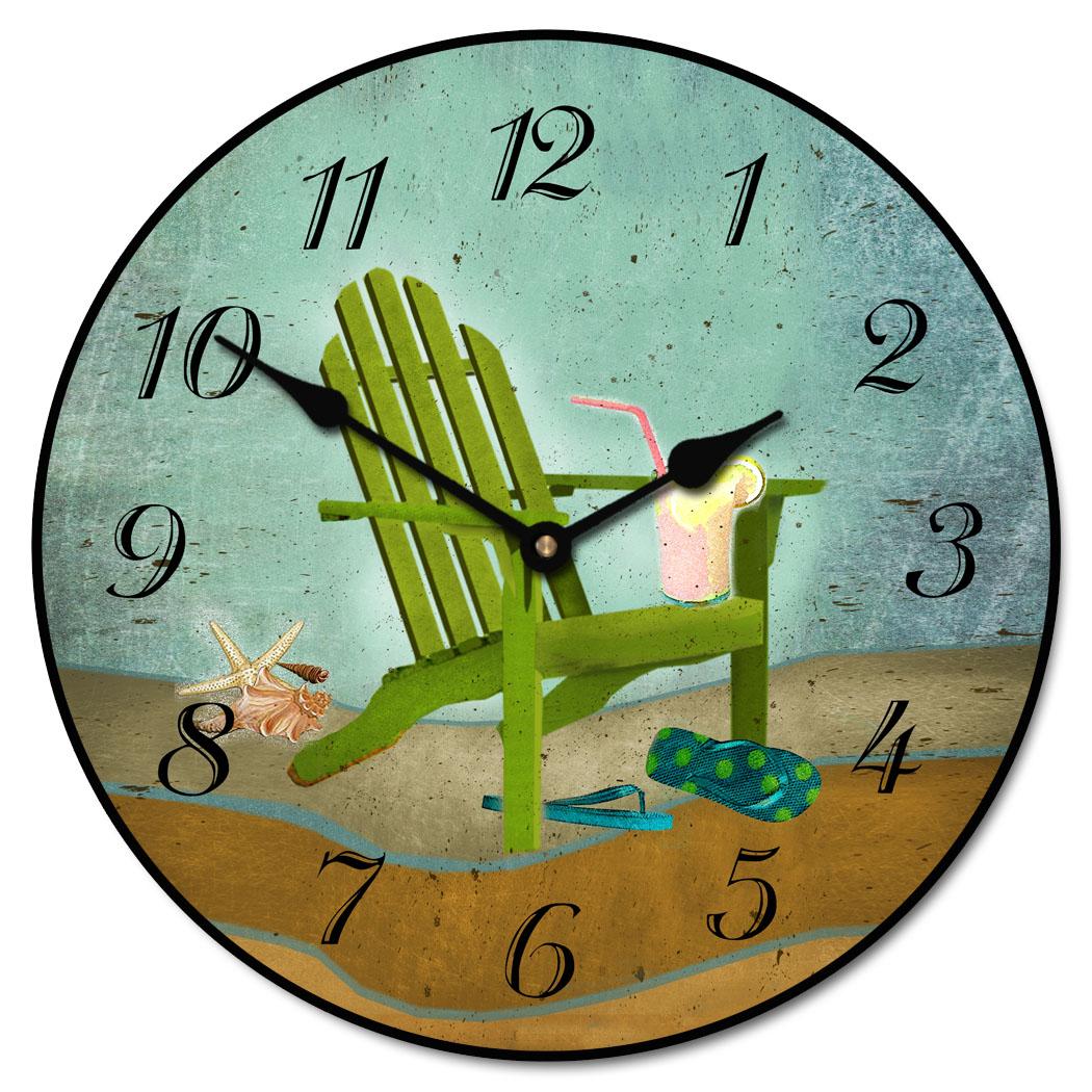 Summertime Clock Summertime ...
