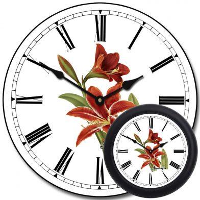 Amarylis Clock mix