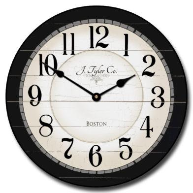 Carolina Black Clock r