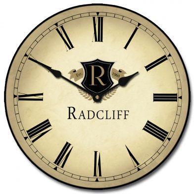 Country Club Clock1