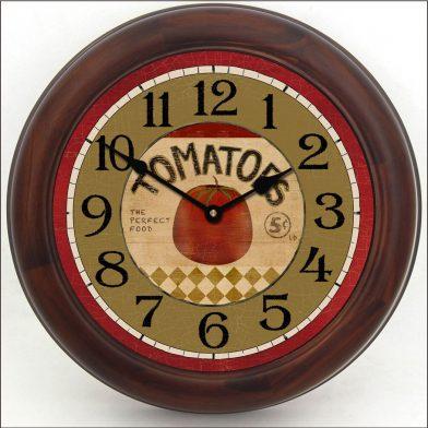 Tomato Clock brn frm