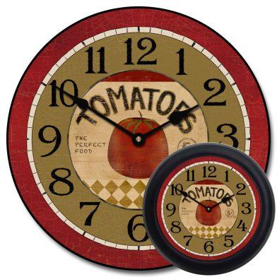 Tomato Clock mix